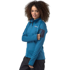 Berghaus Pravitale 2.0 Fleece Jacket Women Mykonos Blue